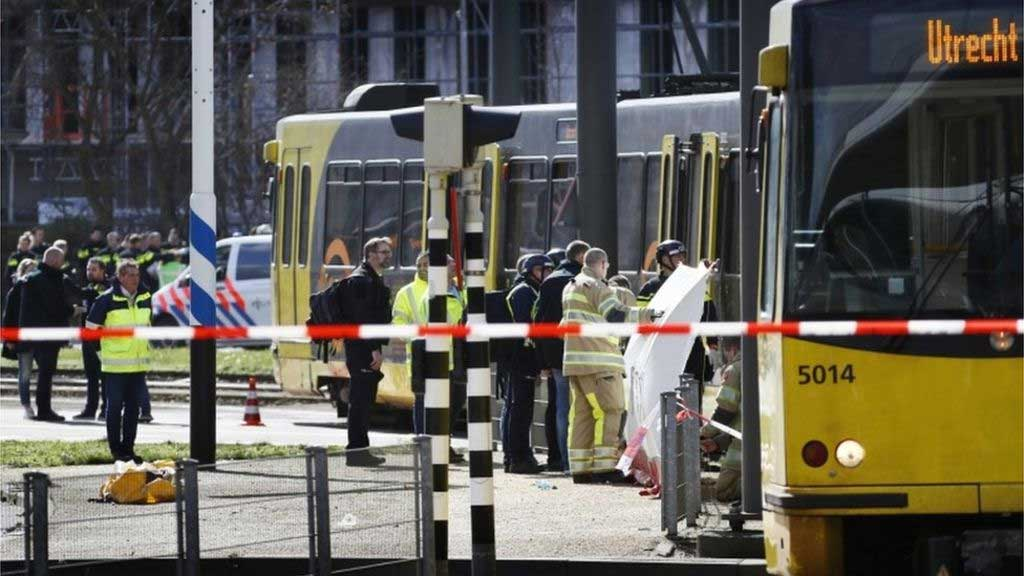 Terror1 - دہشتگردی کی لہر یورپ پہنچ گئی، ہالینڈ میں ٹرام پر فائرنگ،3 افراد