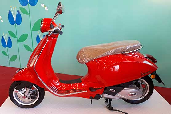 Vespa returns with lots of attractive features - Business
