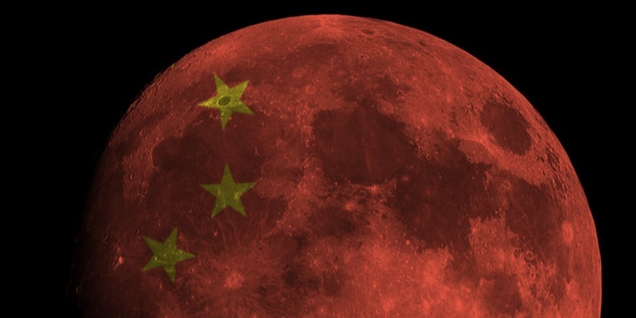 China to launch lunar lighting in outer space