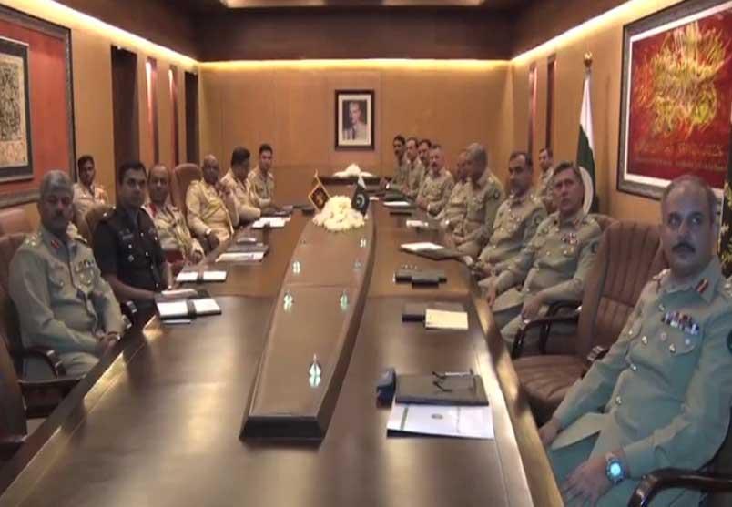 PM Abbasi, Sri Lankan army commander discuss boosting defence ties