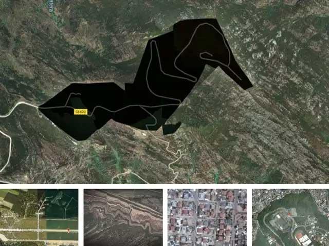 dsdsadsa - گوگل پورا نقشہ کیوں نہیں دکھاتا؟