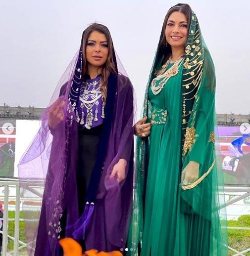 سعودی عرب : گھڑ ریس کی بجائے خواتین کے نت نئے فیشن توجہ کا مرکز