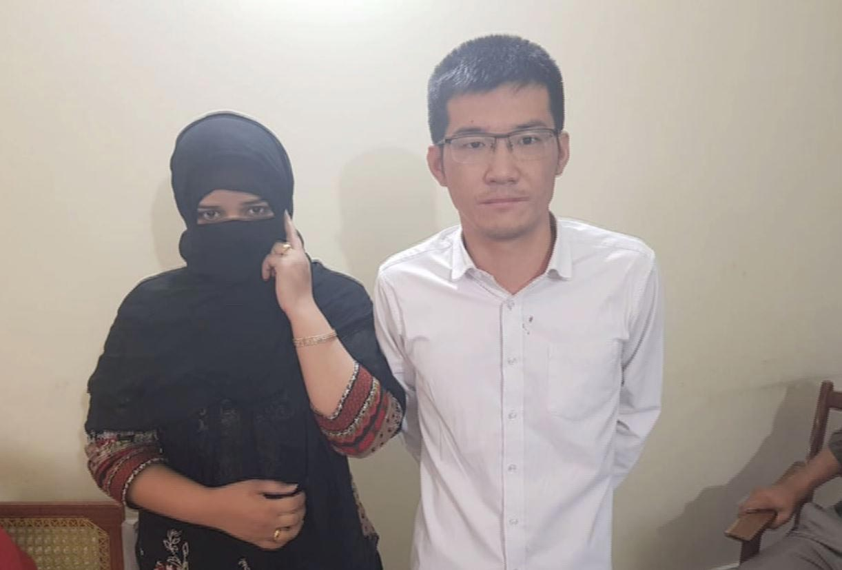 FIA busts prostitution ring that sent young women to China