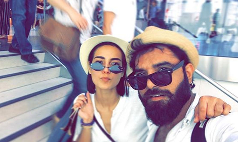 Image result for Are Yasir Hussain and Iqra Aziz Secretly dating Each other
