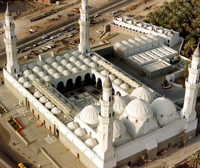 95  Gambar Masjid Quba Lama Paling Keren