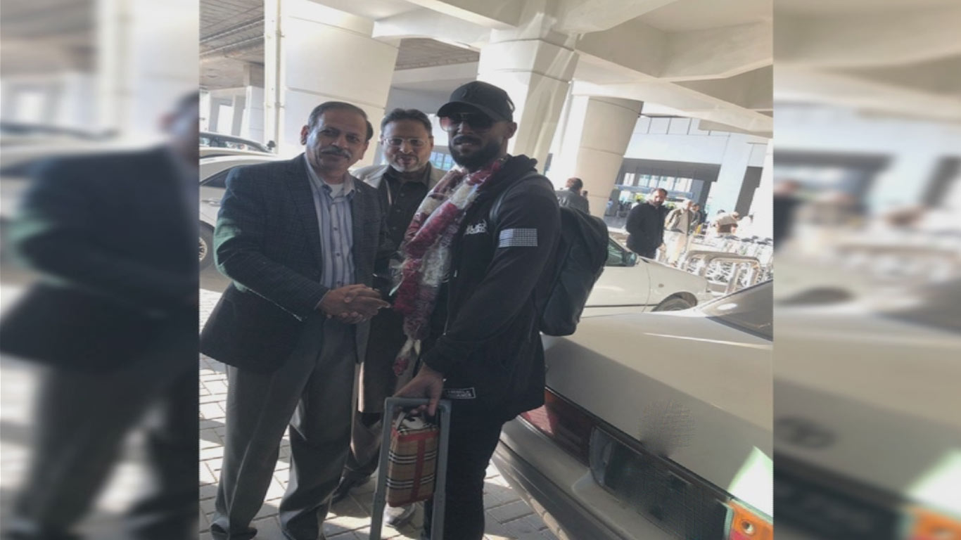nicolos b - فرانسیسی سٹار فٹبالر نکولس انیلیکا پاکستان پہنچ گئے