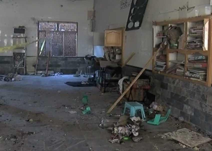 Students Killed, Dozens Injured In Blast At Madrassa In Peshawar