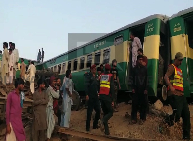 Image result for sadiqabad accident today
