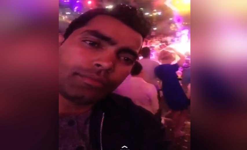 umarakmal4 - بگڑا شہزادہ سدھر نہ سکا، عمر اکمل کی دبئی میں موج مستیاں جاری