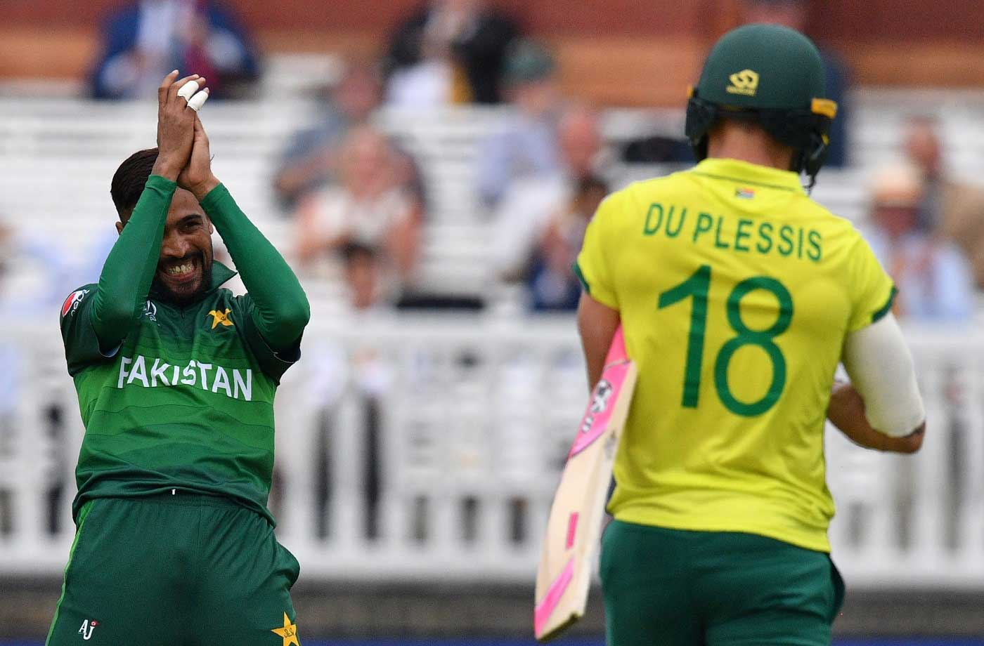 Pakistan knock Proteas out of World Cup 2019 - Cricket