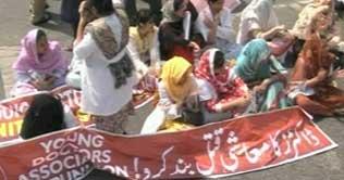 Islamabad: Govt-young doctors talks fail