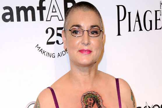 Sinead O'Connor to wed for fourth time