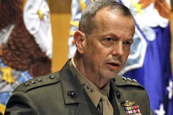 NATO hopes Pakistan will lift blockade