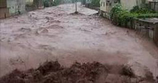 SWA: Dozens of houses inundated, Takwara bridge collapses