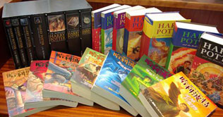 Harry Potter novels enter new medium