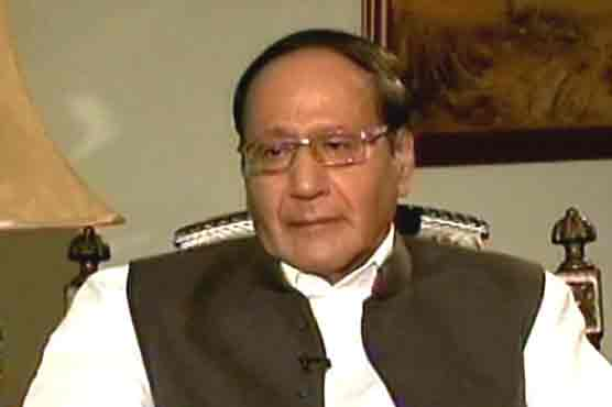 Shujaat sees politicians dry cleaning plant in Rawalpindi