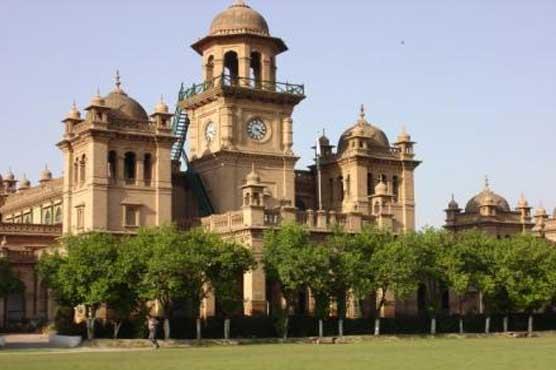 Cracker blasts in Peshawar University