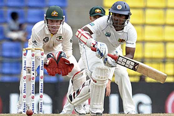 Sangakkara seeks S. Lanka win in 100th test
