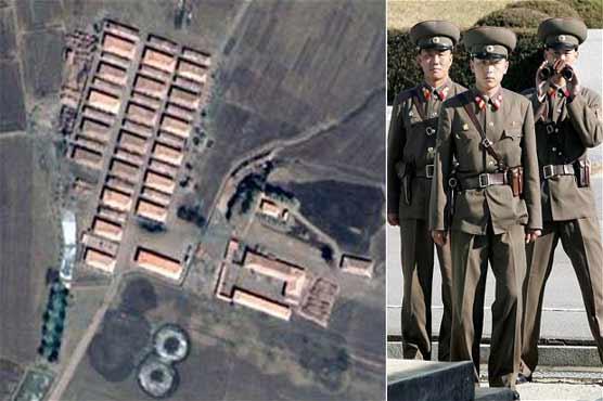 150,000 inmates 'languishing in North Korea gulag'