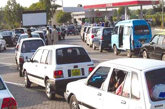 Motorists suffer at centre of CNG price row