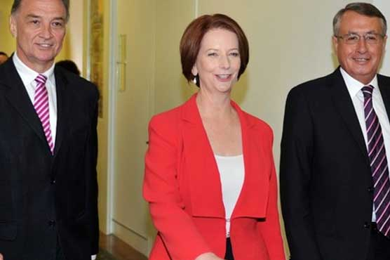 Australia: PM Julia Gillard beats Rudd