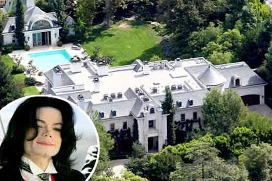 Celebrity interested in Jackson's mansion for $23.9m