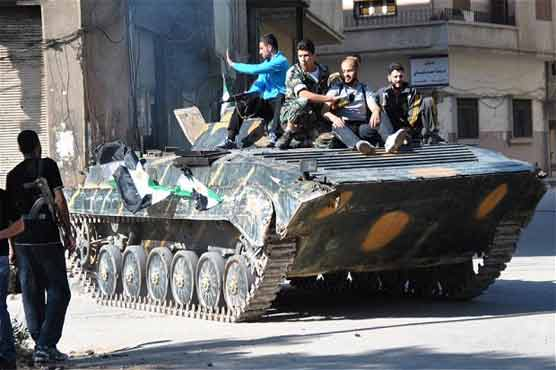 Syria: 30 killed in Rastan clashes