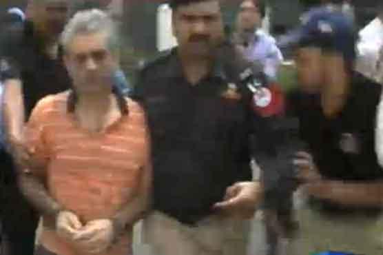 Ogra case: Tauqir Sadiq handed over to NAB on 14-day remand