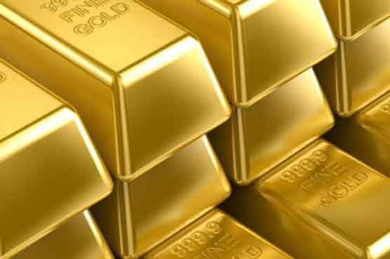 Gold leaps ahead, its biggest gain of the year