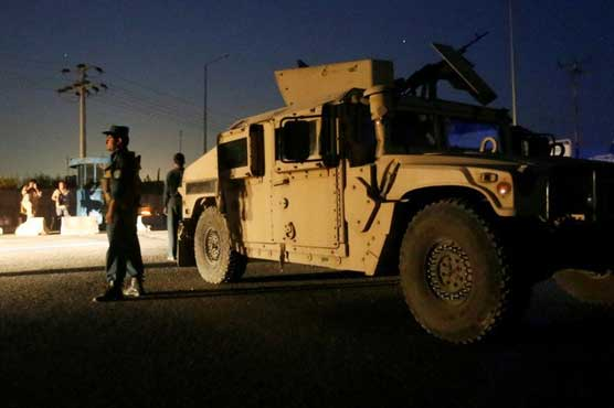 Kabul hotel attack ends after three Taliban fighters killed: police