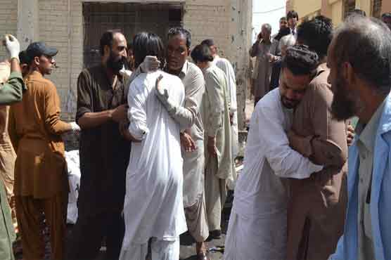 Taliban, IS claim Quetta hospital suicide bombing