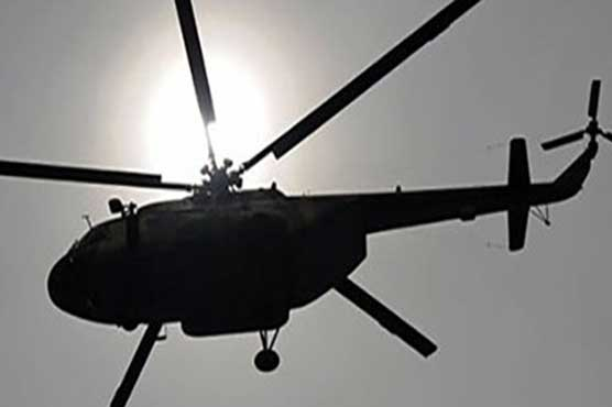 Crew of crashed Pakistani helicopter return to Islamabad