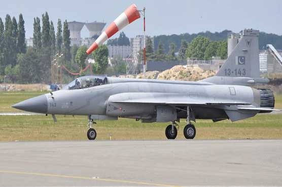Indian Independence Day celebration video features Pakistani fighter jets
