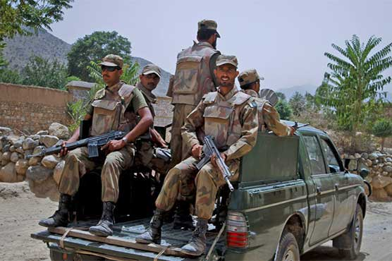 Security forces launch operation along Pak-Afghan border to check terrorists' movement