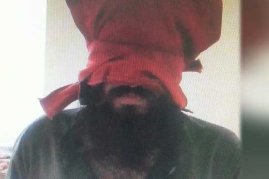 Terrorist arrested near Radio Pakistan building in Peshawar, bomb recovered