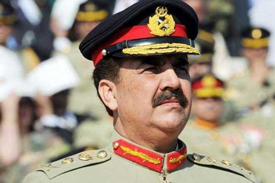 Army Chief confirms death sentences for 11 TTP terrorists