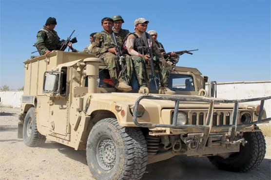 Afghan forces retake district from Taliban