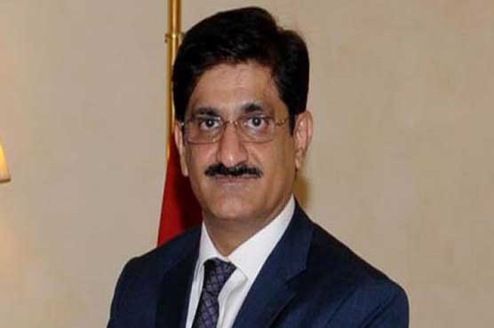 Murad Ali Shah says there is room for improvement in Sindh