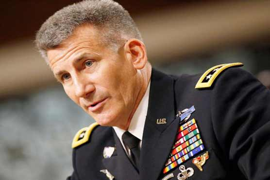 Afghan forces lose some ground but improving overall: US General
