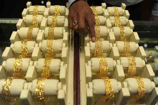 Gold price lowers down to Rs. 48,950 per tola
