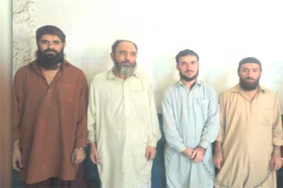 Karachi: Five terrorists of banned outfit arrested