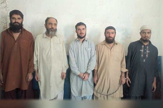 Alleged terrorists confess to planning major attack in Karachi on 12 Rabi-ul-Awal