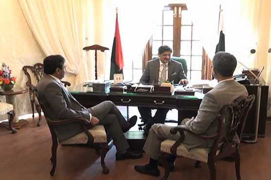 Karachi issues: Mayor, CM agree over joint recommendations