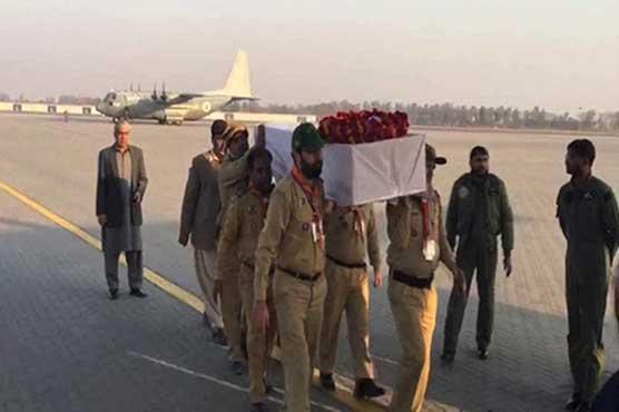 PK-661 crash: 11 dead bodies reach Chitral, 6 victims buried