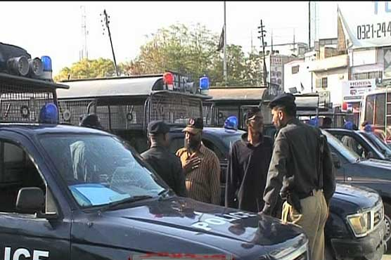 11 personnel of Sindh Police suspended for criminal links