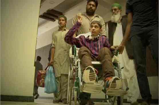 Funds releases for treatment of student disabled by alleged torture