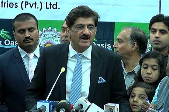 Sindh CM refutes sending IG police on forced leave