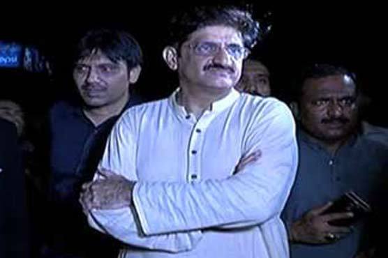 CM visits airport to check preparations of Zardari's welcome