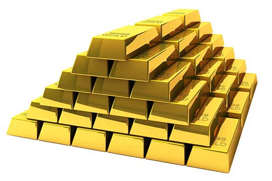 Gold price rises by Rs 750 per tola