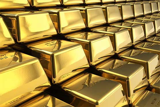 Gold price per 12.5 grams increased by Rs. 1100